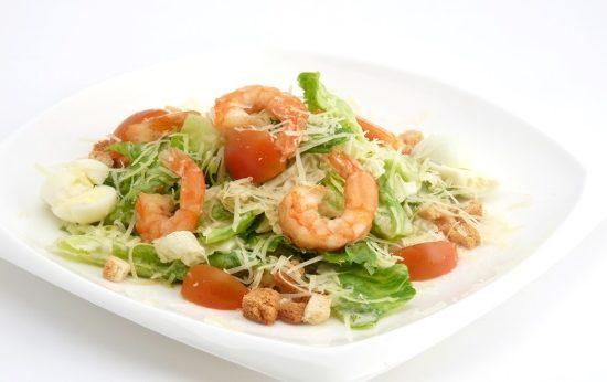 Заказать салат Цезарь в Грозном
