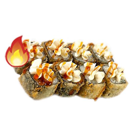 Ролл угорь темпура